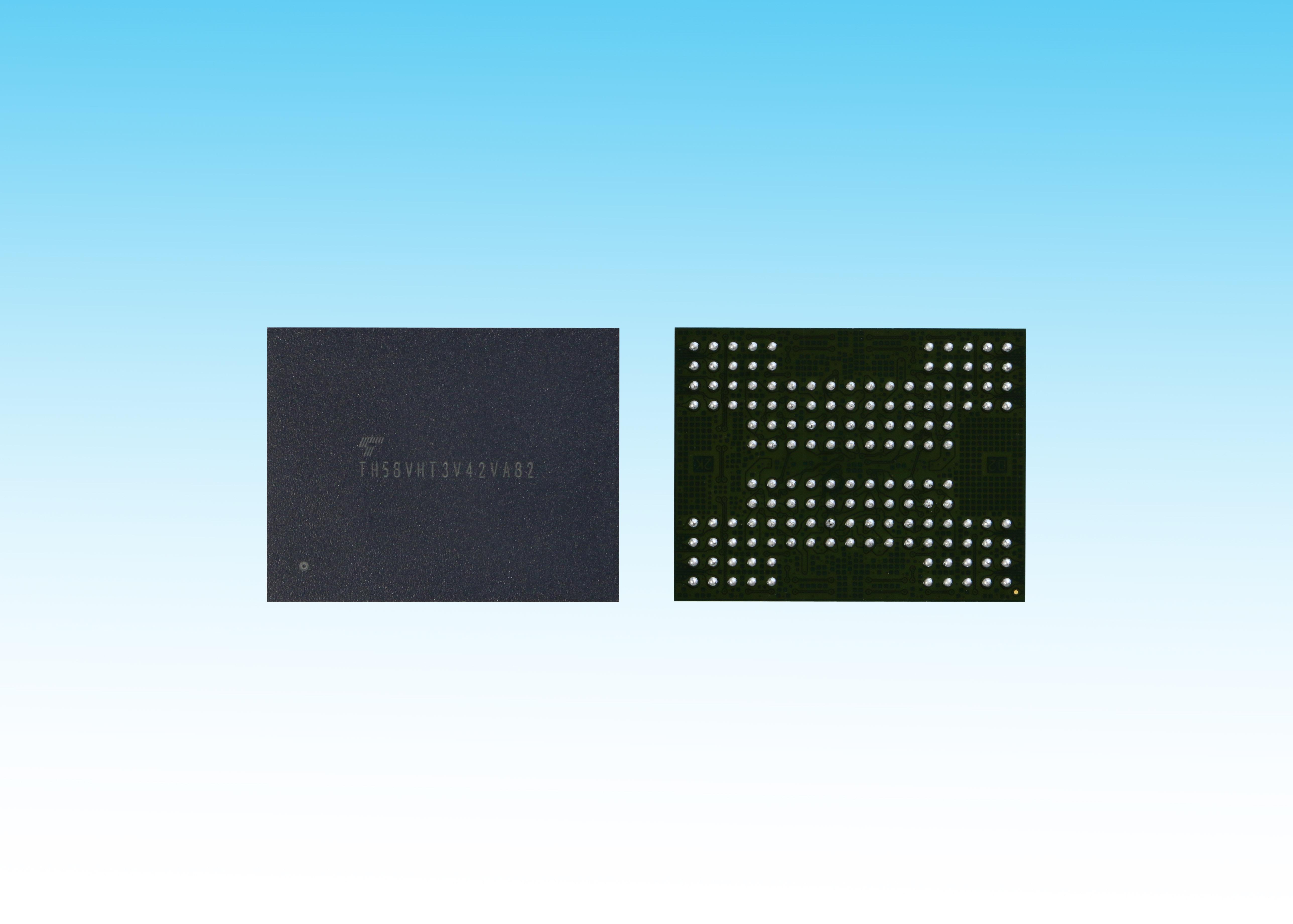 Toshiba Memory Corporation Develops World\'s First 3D Flash Memory ...