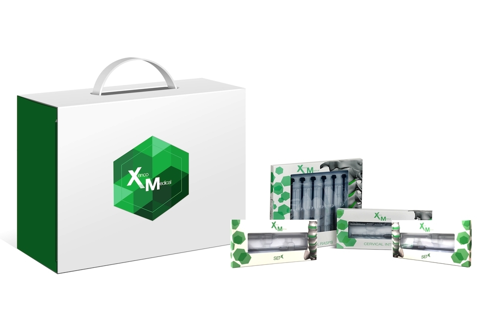 """Xenco Medical has announced the nationwide expansion of the ASC CerviKit, the compact delivery and storage platform for the company's breakthrough, entirely disposable spinal device systems engineered from plastic instead of metal. """"The systems in the ASC CerviKit have had extraordinary success in reducing logistical inefficiencies at outpatient surgery centers,"""" said Xenco Medical Founder and CEO Jason Haider. Xenco Medical's single-use systems are indicative of a larger movement in healthcare towards more streamlined, efficient care."""
