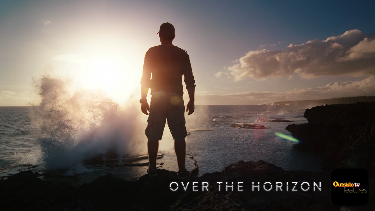Outside TV Features Exclusive New Series: Over the Horizon follows adventurer and first time Captain Ellis Emmet on an unforgettable sailing trip throughout the South Pacific.