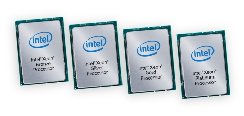 Intel Xeon Scalable processors are optimized for today's evolving data center and network infrastruc ...