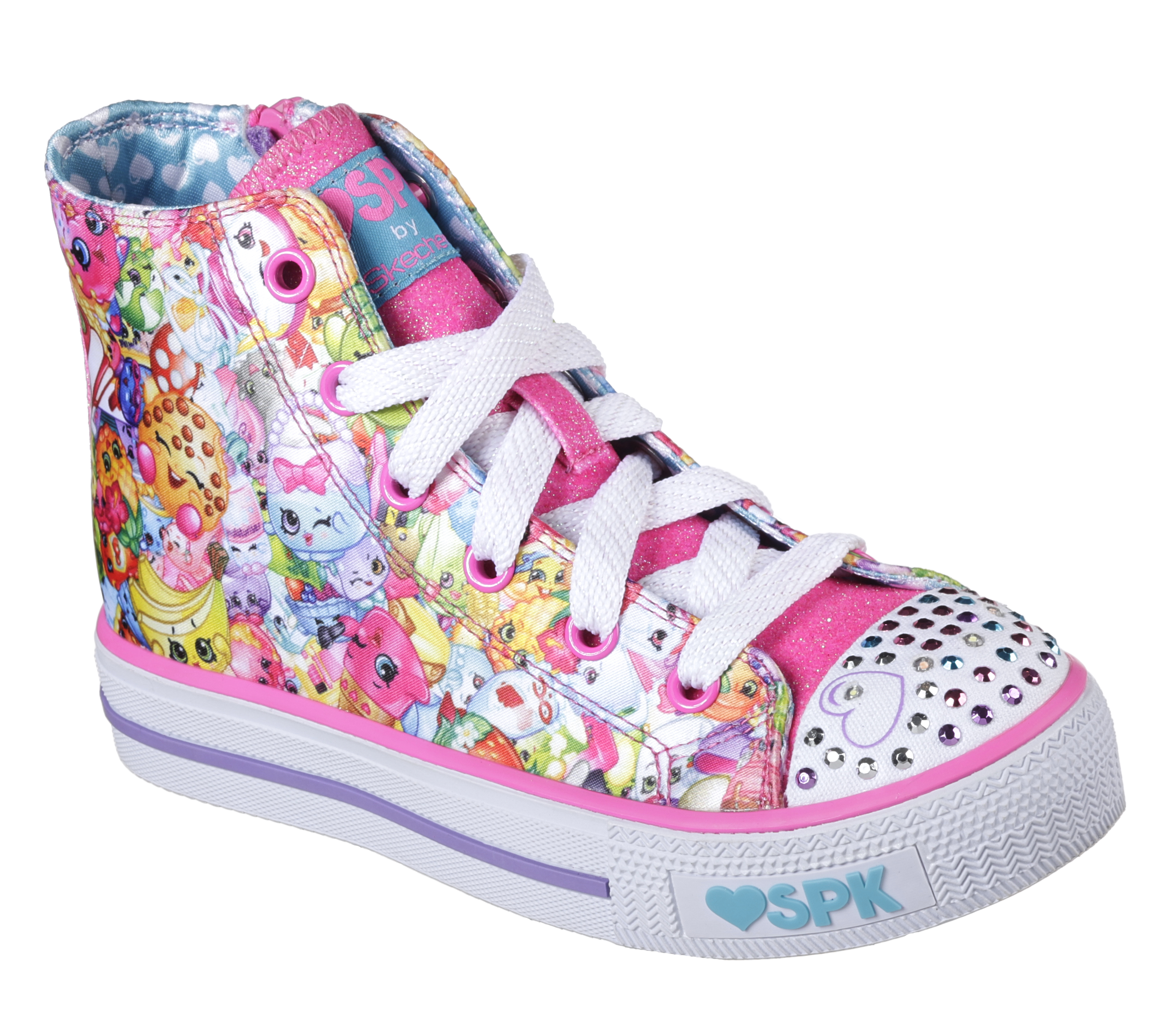 3e7a7a4376483 SKECHERS to Launch Shopkins Back-to-School Footwear Collection | Business  Wire