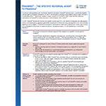 Praxbind factsheet (Document: Business Wire)
