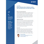 Case study 1: Patient with fractured tibia (Document: Business Wire)