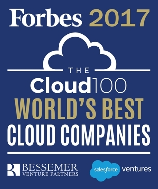 Fuze is Named to Forbes 2017 World's Best 100 Cloud Companies List for Second ConsecutiveYear (Phot ...