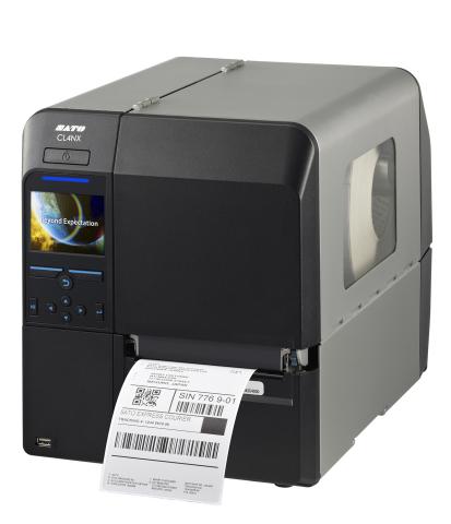 Les imprimantes SATO CL4NX sont maintenant compatibles avec WMOS de Manhattan (Photo: Business Wire)