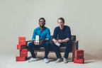 Akash Shah, Co-founder and Head of Product, and Craig Elbert, CEO and Co-founder, Care/of. (Photo: Business Wire)