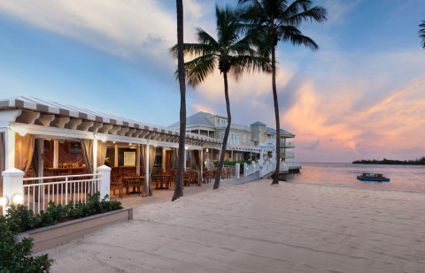 Pier House Resort & Spa (Photo: Business Wire)