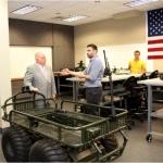Roboteam Hosts Maryland Governor Larry Hogan