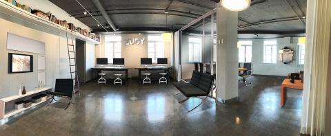 Zudy's new space. (Photo: Business Wire)