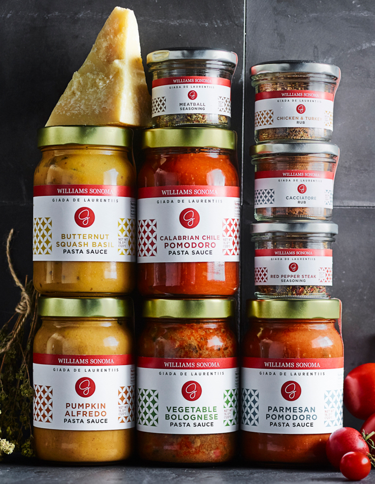 Williams Sonoma Launches Product Collaboration With Giada De