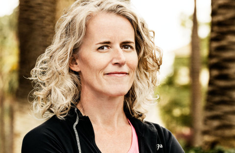 Tracey Russell, COO, McCourt and CEO, Conqur Endurance Group (Photo:Business Wire)