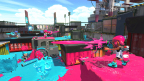 Visitors to the ballroom will be able to play upcoming Nintendo Switch games like Splatoon 2. (Graphic: Business Wire)