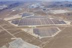 Switch Station 1 and Switch Station 2 Solar Projects in Nevada (Photo: Business Wire)