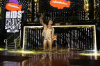 Legend Award Recipient Michael Phelps at Nickelodeon's Kids' Choice Sports 2017