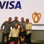 CORRECTING AND REPLACING CAPTION Visa and YellowPepper Partner to Accelerate New Payment Solutions in Latin America and the Caribbean