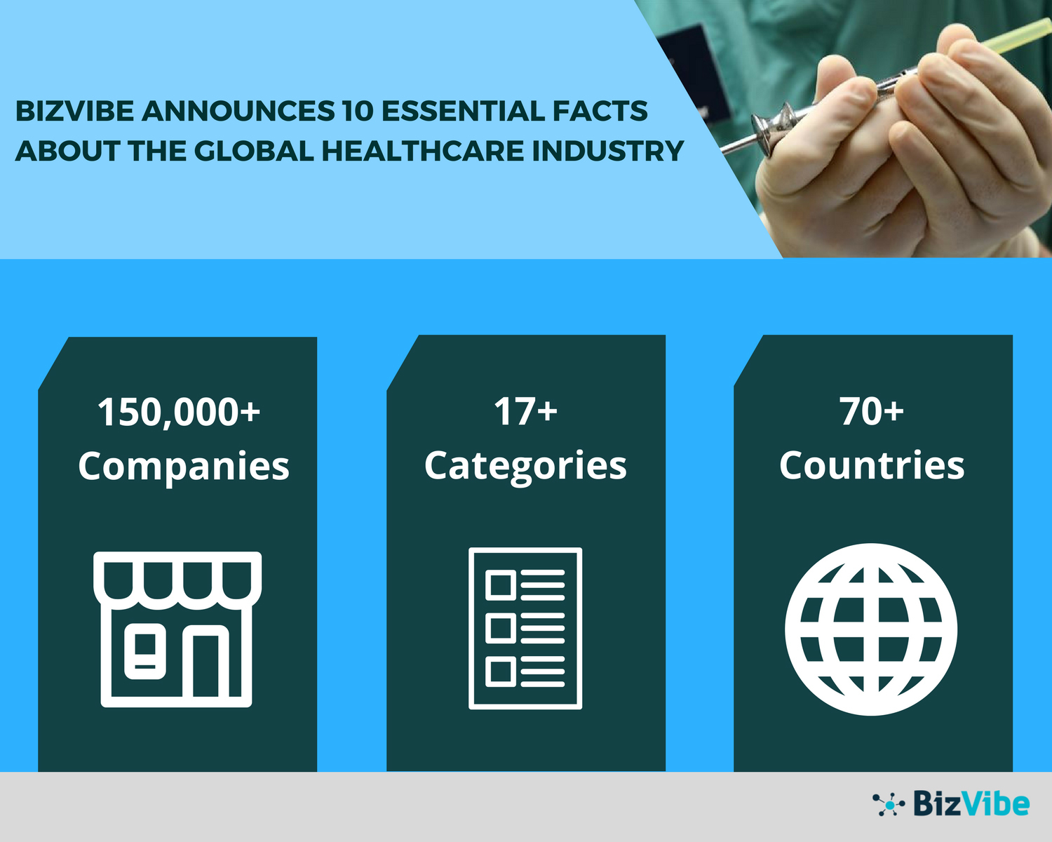BizVibe Announces 10 Essential Facts About the Global Healthcare ...