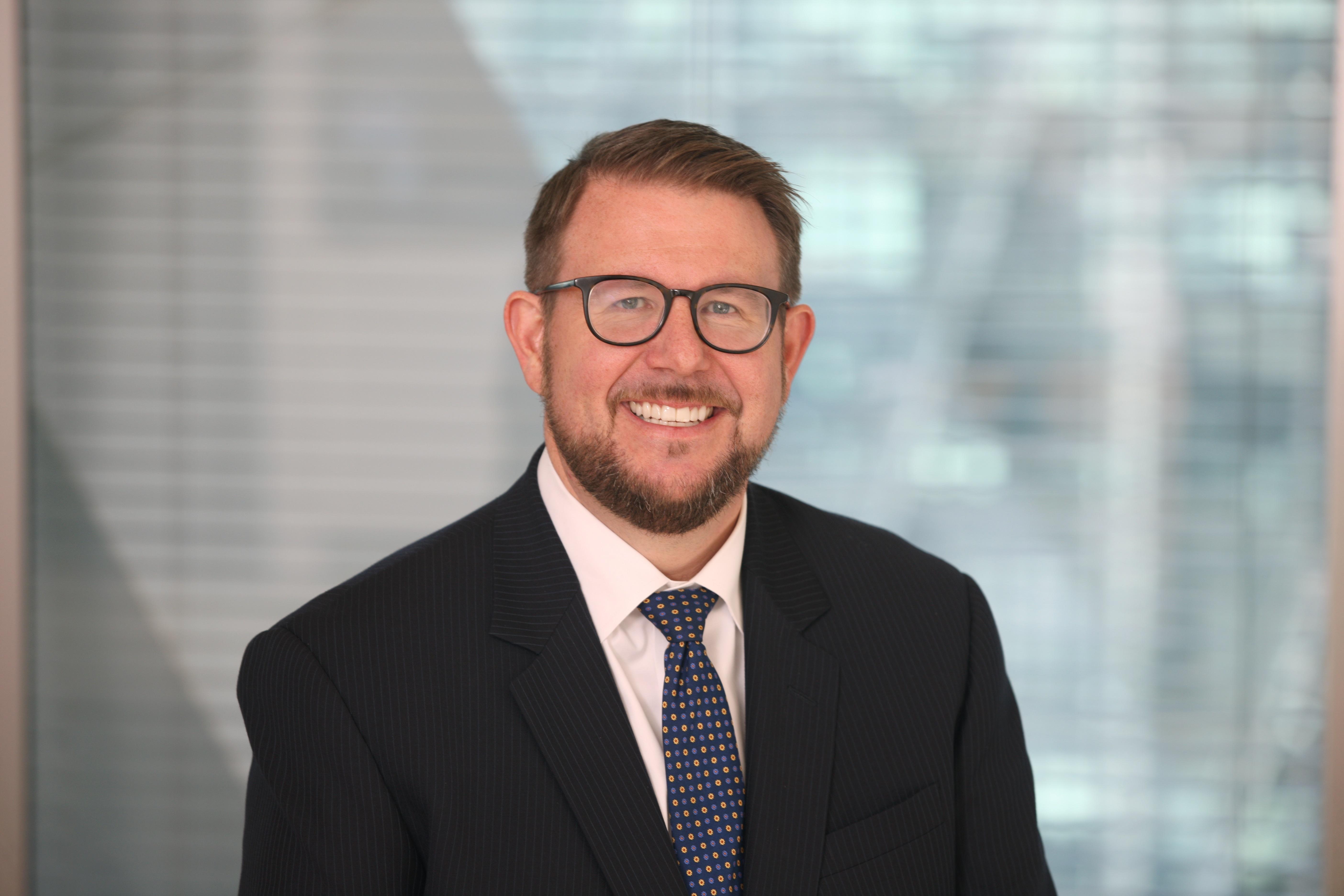 Aaron Simpson of Hunton & Williams LLP (Photo: Business Wire)