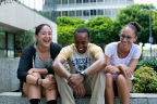 Conrad N. Hilton Foundation Approves New Foster Youth Strategy. Photo by Michael Brannigan.