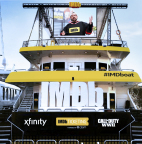IMDb announced today that for the second year in a row, writer/director/podcaster Kevin Smith will host three days (July 20-22) of original celebrity video interviews, the IMDboat party, a 90-minute live show (IMDb LIVE at San Diego Comic-Con, Presented by XFINITY) and other exclusive convention coverage aboard the IMDboat (#IMDboat) at San Diego Comic-Con® International 2017. (Photo: Business Wire)