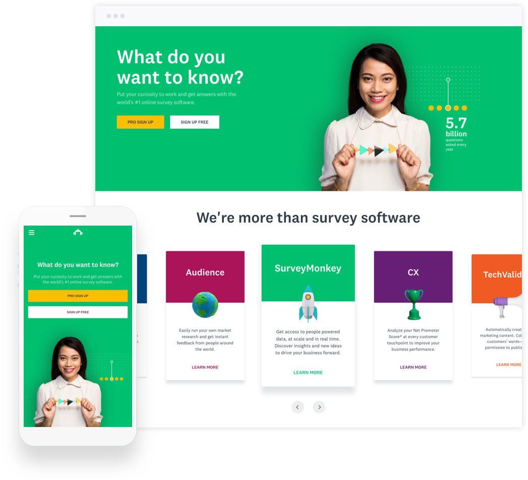 surveymonkey unveils new people powered data platform delivering actionable data for businesses business wire