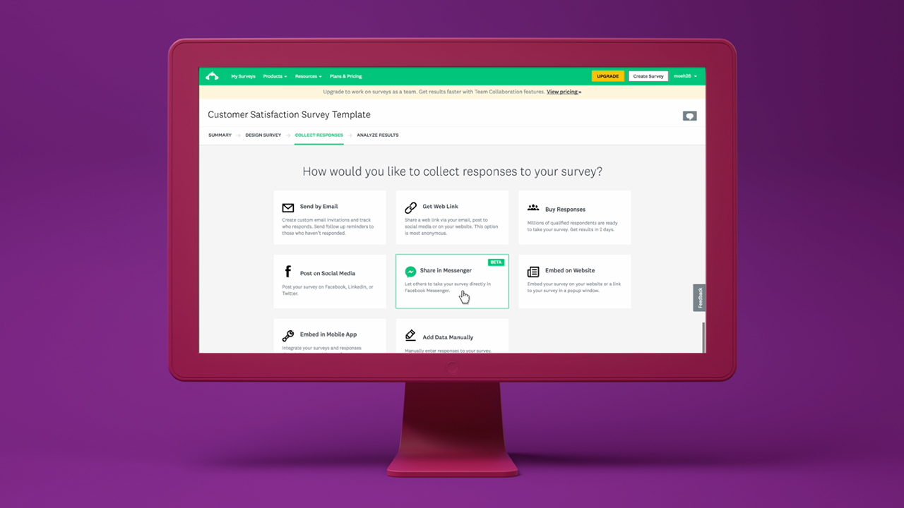 SurveyMonkey's New People Powered Data Platform