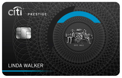 Citi introduces new benefits to the premium Citi Prestige Card as well as a new, sleek metal design. ...