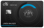 Citi introduces new benefits to the premium Citi Prestige Card as well as a new, sleek metal design. (Photo: Business Wire)
