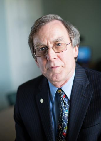 New AURAK Provost, Prof. Stephen Wilhite (Photo: ME NewsWire).