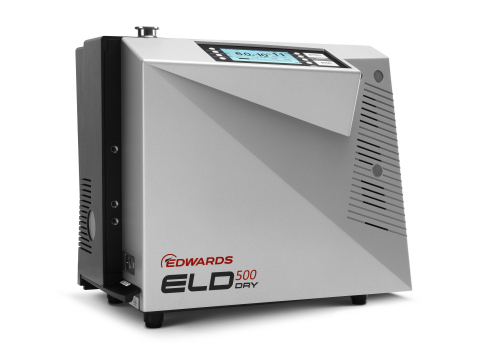 Edwards ELD500 Leak Detector (Photo: Business Wire)