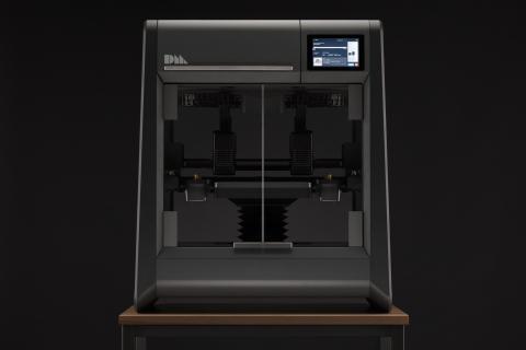 Desktop Metal's Studio System is the world's first affordable, office-friendly metal 3D printing system. (Photo: Desktop Metal)