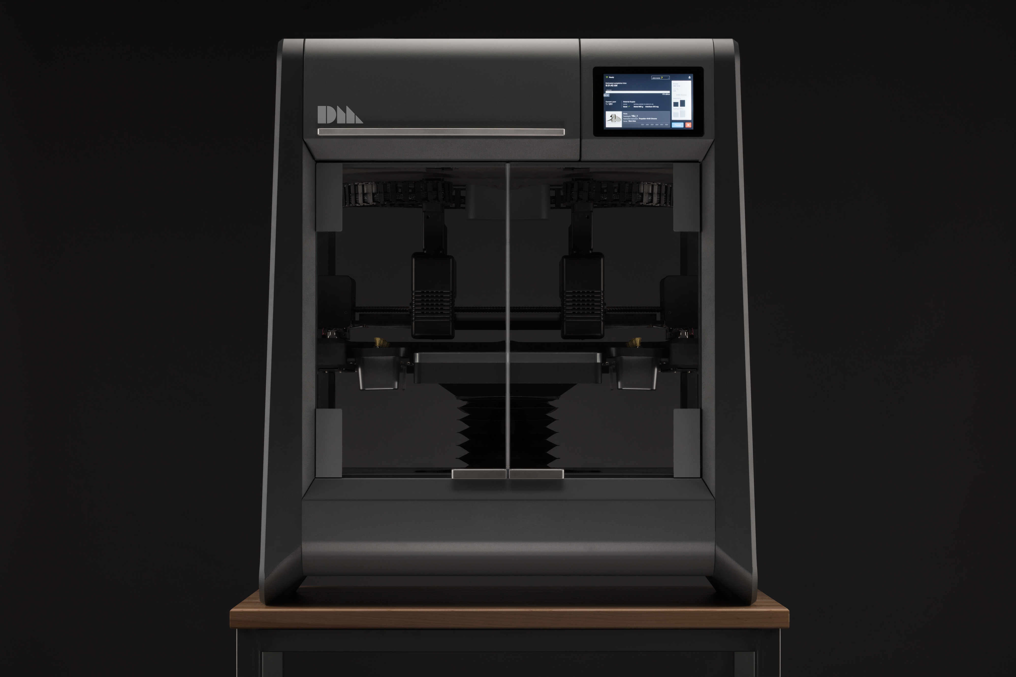 Desktop Metal's Studio System is the world's first affordable, office-friendly metal 3D printing system. (Photo: Desktop Metal)