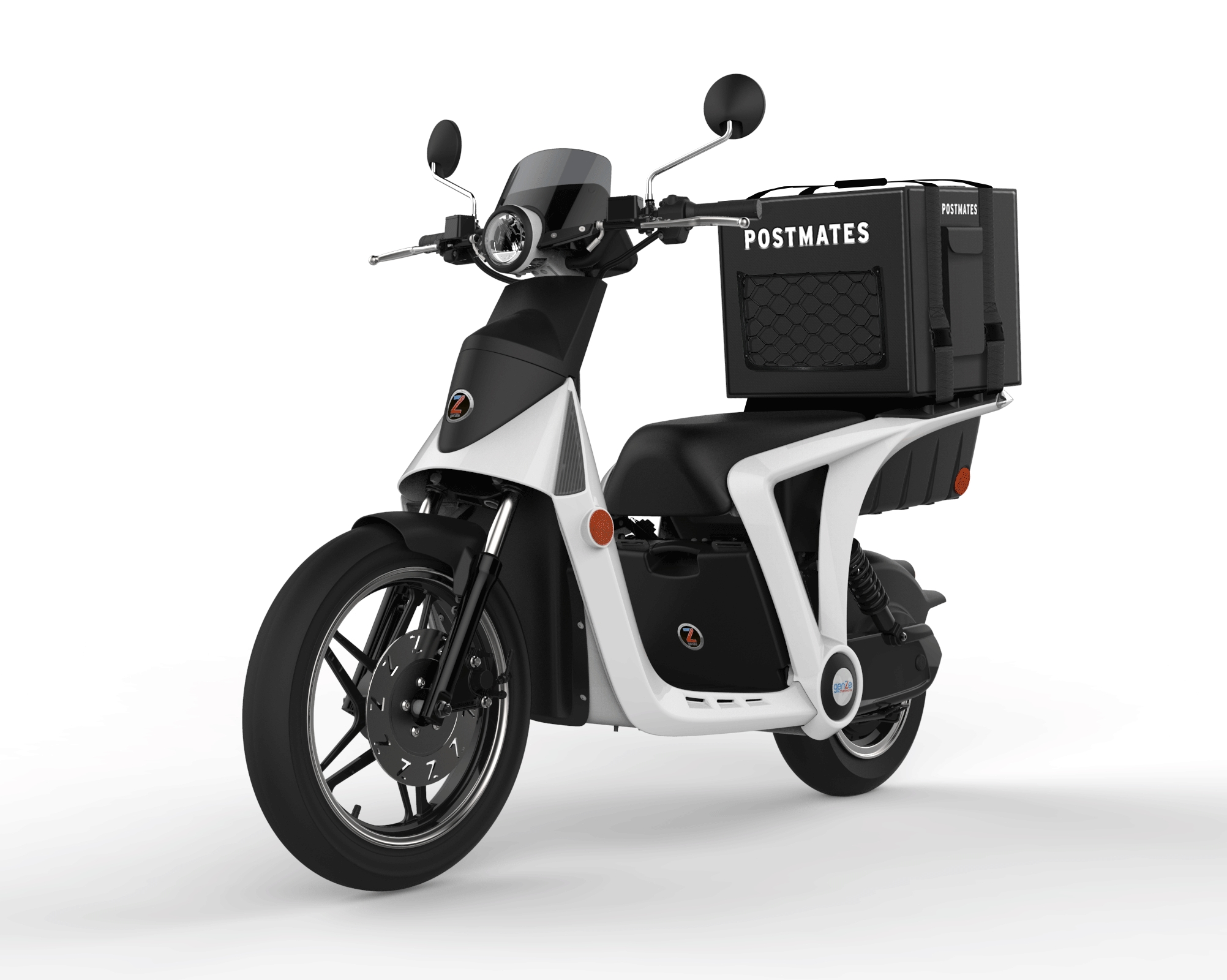 Scooter Rental San Francisco >> GenZe and Postmates Join Forces to Build Electric Vehicle Fleet | Business Wire