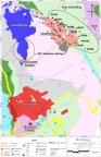 San Rafael/ El Cajón Area - 2017 Drill Targets Map (Graphic: Business Wire)