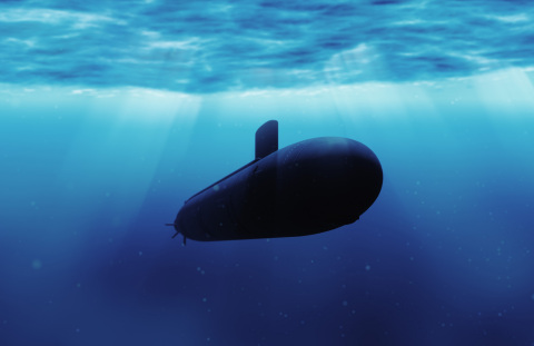 BAE Systems researchers will design DARPA technology to enable Navy submarines to detect and track other subs at greater distances, while minimizing the risk of counter-detection. (Photo: BAE Systems)
