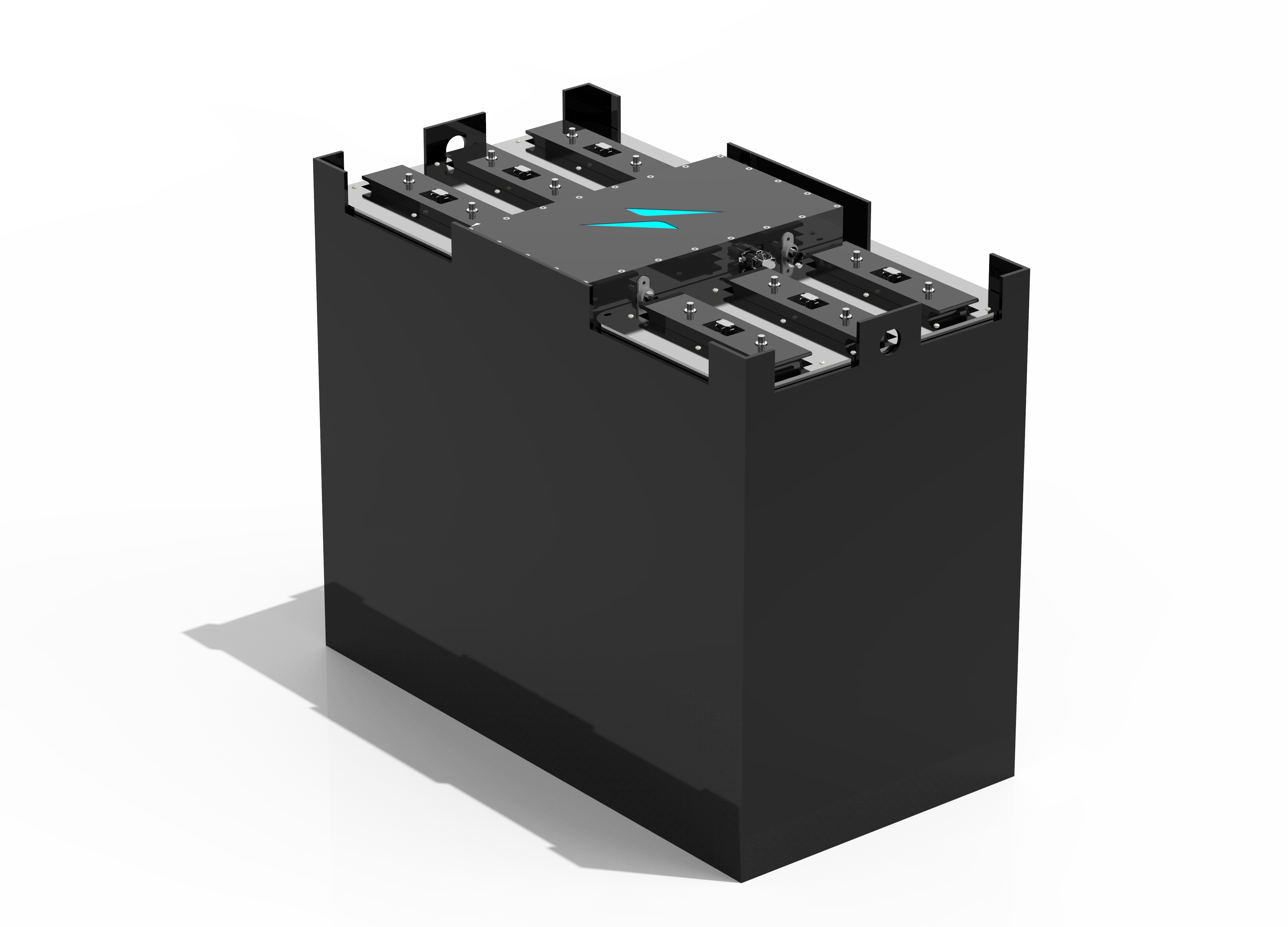 Romeo Introduces First Lithium Ion Battery Pack Adaptable For Any Electric Forklift Make Or Model Business Wire