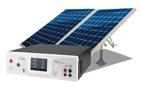 EEC EPV-500,The world's first 4-in-1 photovoltaic (PV) module safety analyzer (Photo: Business Wire)