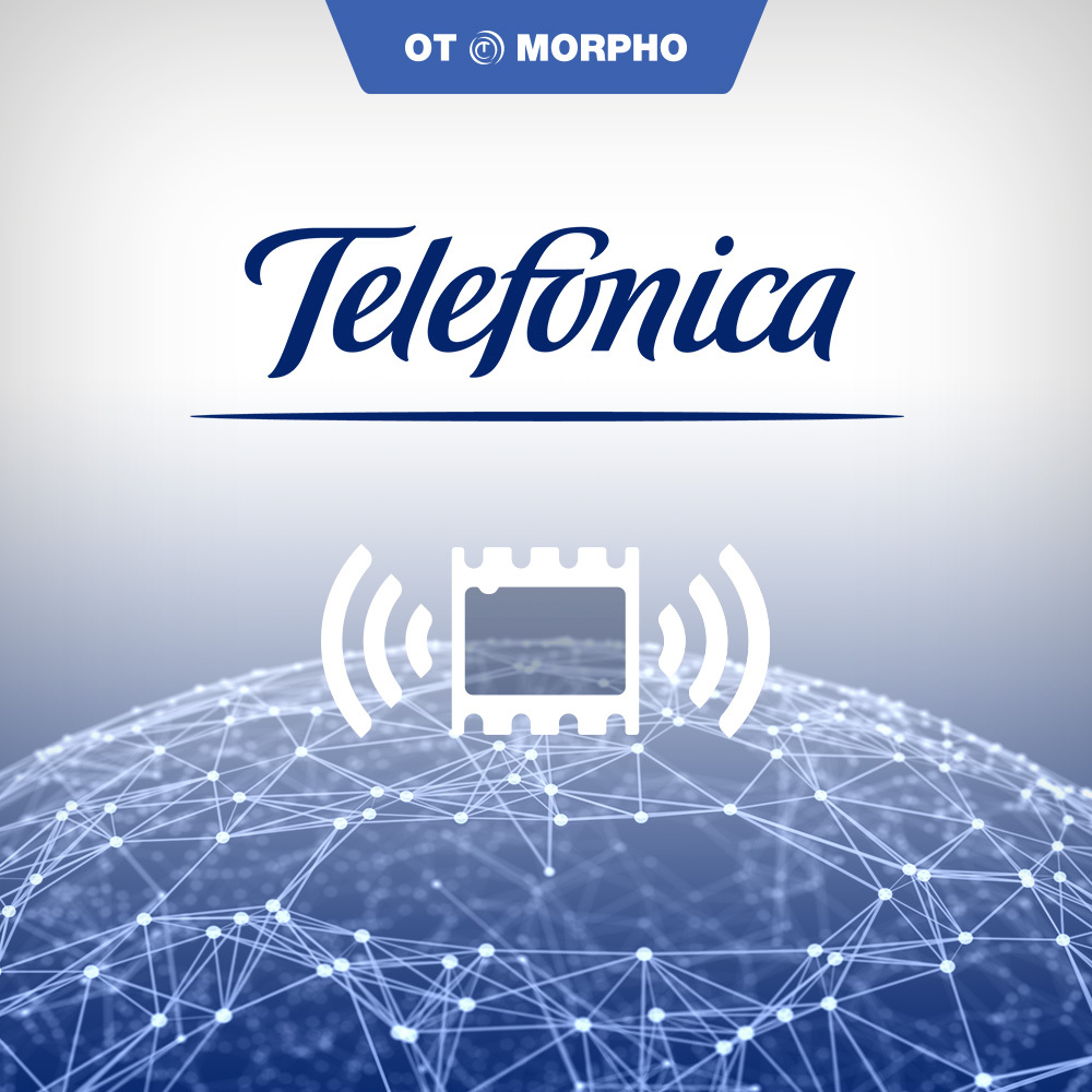 Telefónica Selects OT-Morpho's Subscription Manager to
