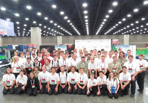 SME and Stratasys Announce Winners of the 2017 SkillsUSA