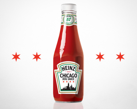 Heinz Chicago Dog Sauce (Photo: Business Wire)
