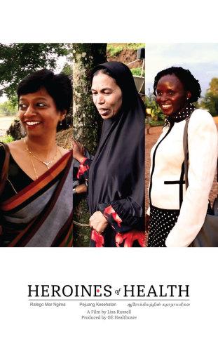Three women. Three countries. Three stories untold. Until now. (Photo: Business Wire)