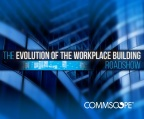 "CommScope is hosting ""The Evolution of the Workplace"" workshops in Atlanta, Houston, Minneapolis and Seattle during August 2017. (Graphic: Business Wire)"