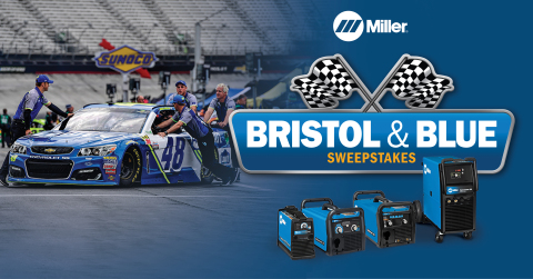 Miller offers a chance to win a VIP race experience through the Bristol & Blue sweepstakes. Now thro ...