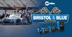 Miller offers a chance to win a VIP race experience through the Bristol & Blue sweepstakes. Now through Sept. 30, enter the sweepstakes at MillerWelds.com/bristolandblue, for a chance to win a great prize. (Photo: Business Wire)