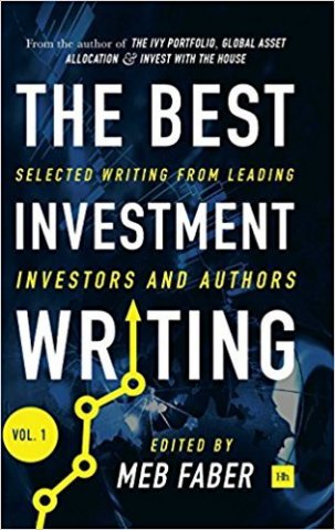 The Best Investment Writing, edited by Meb Faber (Photo: Business Wire)