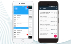 Native iOS and Android apps help you manage your business on the go. (Photo: Business Wire)