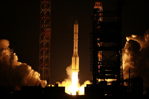 SES-4 Launch (Photo: Business Wire)