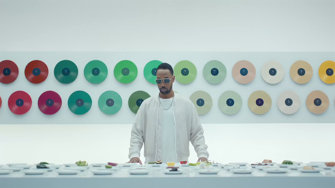 Ingredients by Chipotle. Produced by RZA. Composed by you. Compose the sound of your order at SAVORWAVS.com.