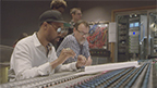 RZA working behind the scenes on SAVOR.WAVS