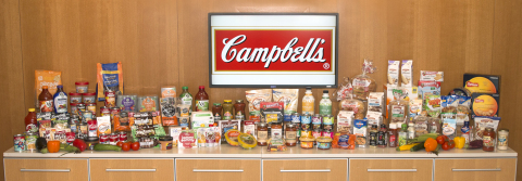 At its annual Investor Meeting, Campbell outlined plans to build greater trust with consumers through real food, transparency and sustainability; accelerate digital marketing and e-commerce efforts; continue to diversify Campbell's portfolio in fresh foods and health and well-being; and increase its presence in the faster-growing snacking category. (Photo: Business Wire)