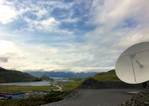 SES: Rural Alaska Benefits from Enhanced WiFi and Broadband Services via Satellite (Photo: Business  ...